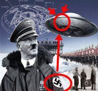 Proyecto Hannebu, OVNI's nazis
