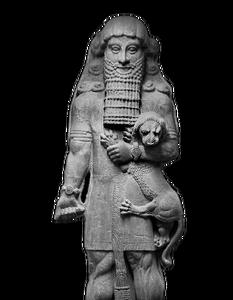 Historia antigua Gilgamesh