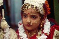 Esposa de Bangladesh.