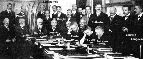 Solvay: ¿Cuántos puedes reconocer en la foto?] – Con vídeo ...