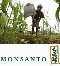 Agricultura en África.