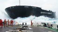 La enorme operación ilegal de barcos pesqueros de China en aguas de América Latina.