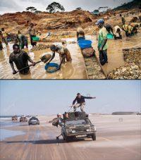 Rally Dakar y esclavismo en Mauritania.