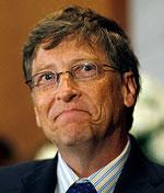 Bill Gates, el hombre más rico del planeta Tierra.