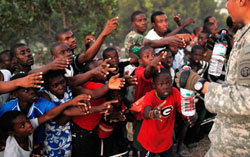 Haiti, el país más pobre del planeta. BBC