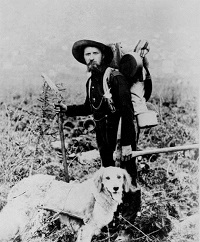 Buscador de oro del Klondike
