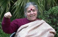Doctora Vandana Shiva