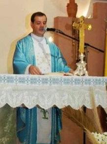El obispado rionegrino confirmó que Bergliaffa se desempeña allí.