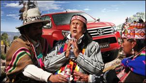 La UIF investiga a la Tupac Amaru por lavado de activos.