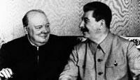 La noche en que Churchill y Stalin se fueron de fiesta. BBC