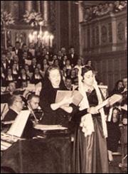 Misa de Requiem por Eva Perón, 27-07-1952