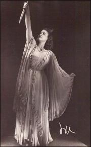 Nilda Hofmann, Pamina _ Flauta Mágica - Zauberflöte - Mozart