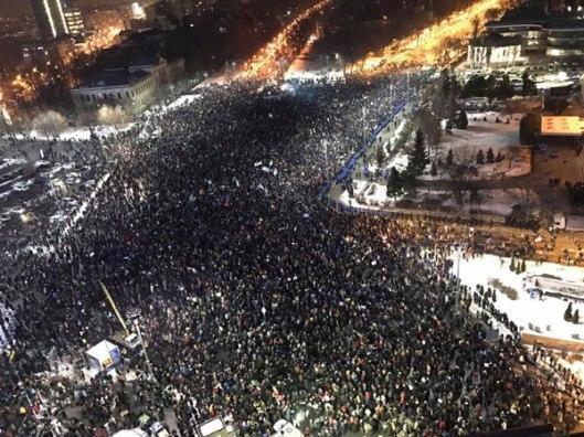 protestas-en-rumania