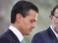 Enrique Peña Nieto con un amigo.