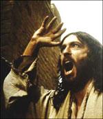 """""""No he venido a traer paz, sino espada"""". Jesús de Nazareth. Mateo 10,34 11,1."""