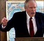 Patriarca y líder de esta iglesia, Fred Phelps.